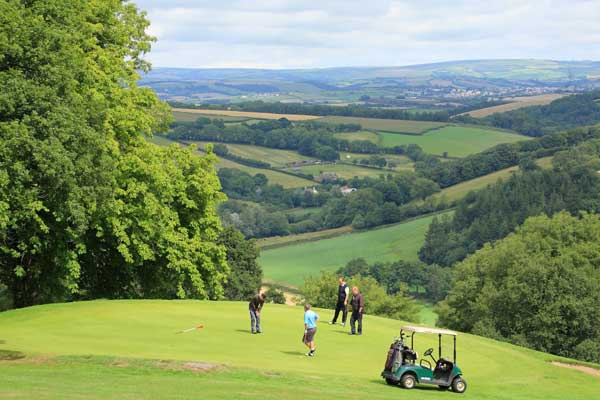 Golf Course Holiday Cottages